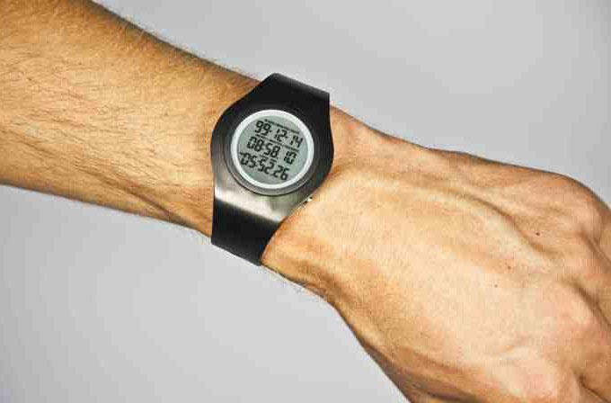 Hayatta ne kadar vaktiniz kaldığını gösteren saat: Tikker