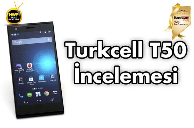 Turkcell T50 İncelemesi