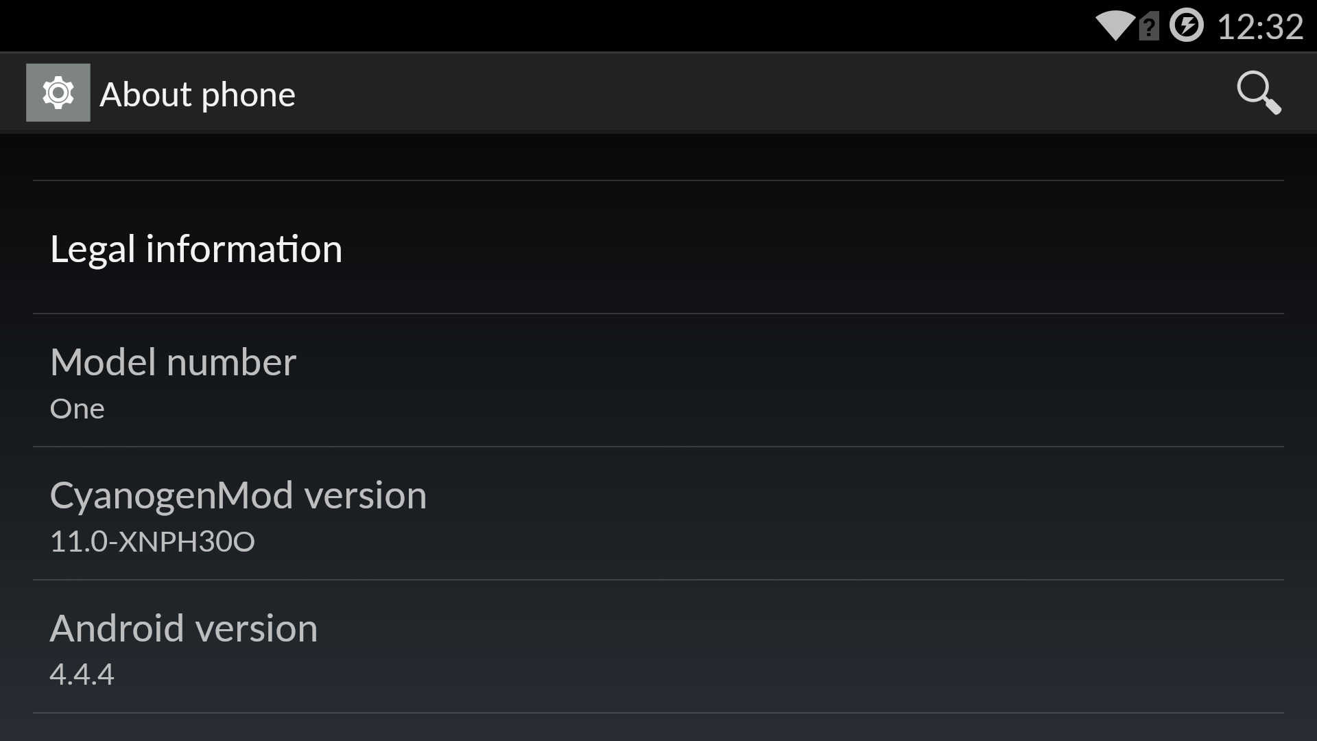 OnePlus One 4.4.4 KitKat güncellemesine kavuştu