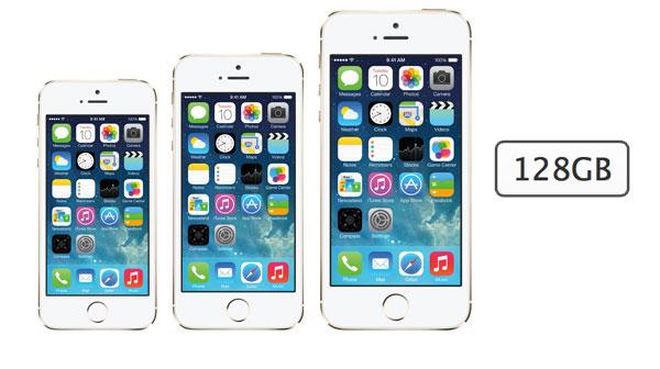 Apple iPhone 6'nın 128GB modeli olabilir