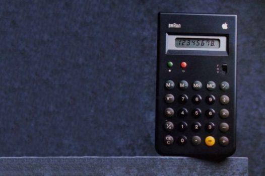 Apple ve Braum Hesap Makinesi - iCalculator