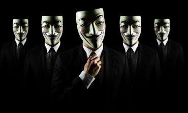 Anonymous'un Twitter hesabı kapatıldı!