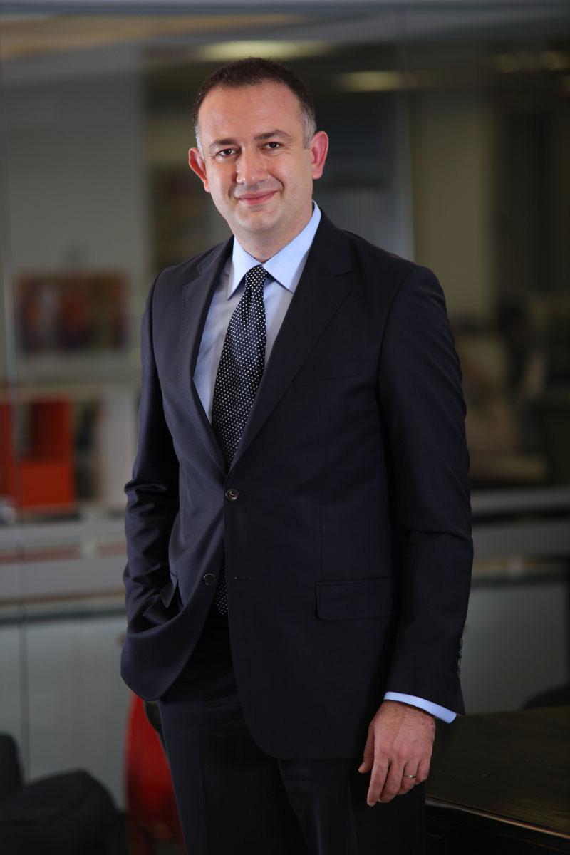 Turkcell Bireysel Pazarlama ve Satıştan Sorumlu Genel Müdür Yardımcısı Burak Sevilengül