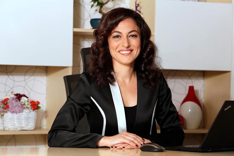 Turkcell Genel Müdür Yardımcısı Banu İşçi Sezen