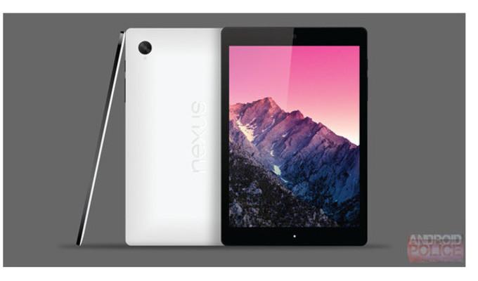 Google Nexus 8 Tablet - HTC T1 Volantis
