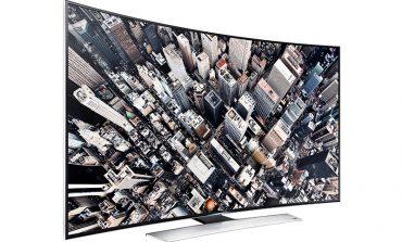 Türkiye'nin en büyük Curved UHD TV'si  Samsung 78 inç-HU8500 Ağustos'ta Türkiye'de!
