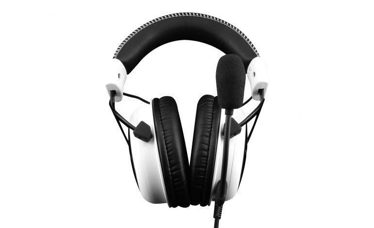 HyperX'in Cloud Oyuncu Kulaklığı Beyaza Büründü