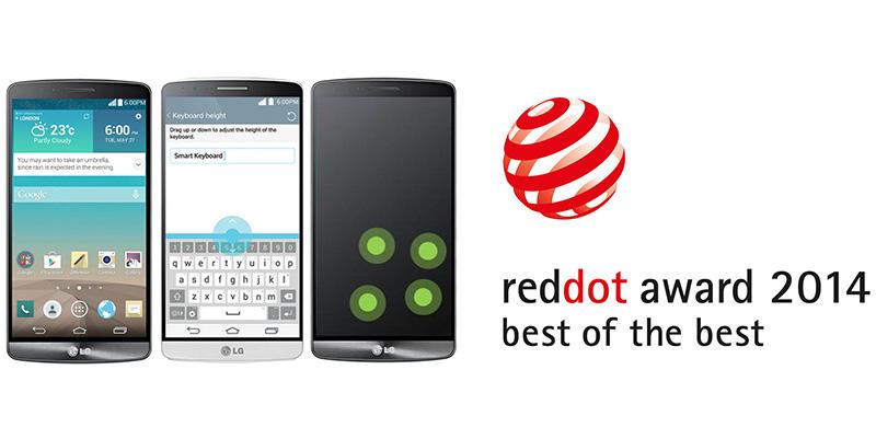 LG G3'ün eşsiz özellikleri ile ödül üstüne ödül