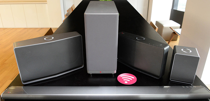 LG Electronics dünya çapında yaptığı duyuruyla tüm müzikseverler için yeni LG Music Flow ürününü duyurdu