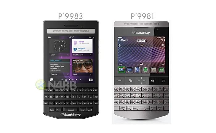 BlackBerry'den yeni bir Porsche Design geliyor