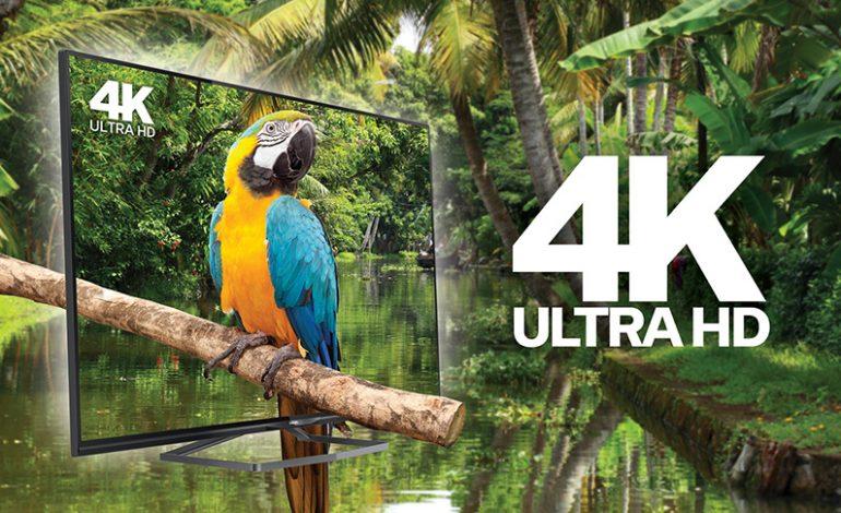 Philips 6809 serisiyle Ultra HD 4K TV'ler artık her eve girecek