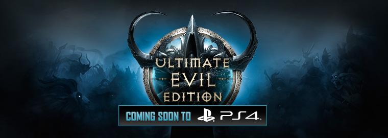 Diablo III: Ultimate Evil Edition, PS4'ün 10'da 1'i yer kaplayacak