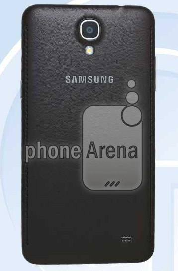 Samsung Galaxy Mega 2 Arka