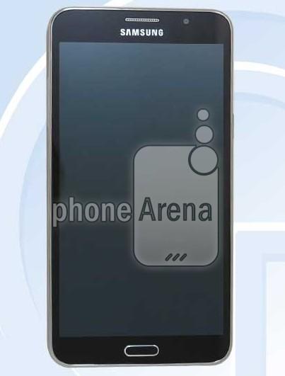 Samsung Galaxy Mega 2 Ön