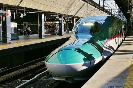 Shinkansen Hayabusa E Serisi