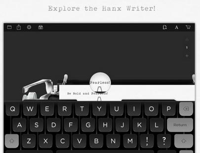 Hanx Writer,