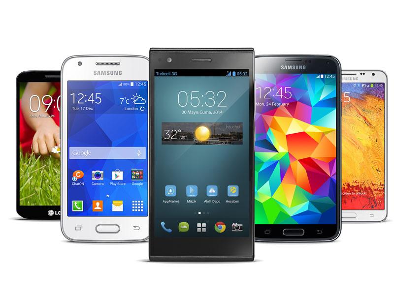 25 Ağustos'ta başlayan yeni Akıllı Telefon Festivali kapsamında Turkcell T50, Samsung Galaxy Ace 4, LG G2 Mini, Samsung Galaxy Note 3 Neo ve Samsung Galaxy S5 16 GB, Turkcell müşterilerine özel ayrıcalıklarla sunulacak.