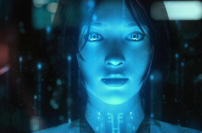 Siz Cortana'yı esas Windows 9'da görün!
