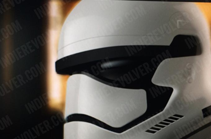 Yeni Star Wars filminin yeni Stormtrooper kaskları sızdı