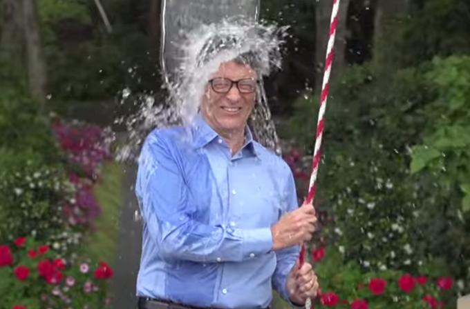 Video Galeri: Teknolojinin ünlü isimleri Ice Bucket akımına katıldı