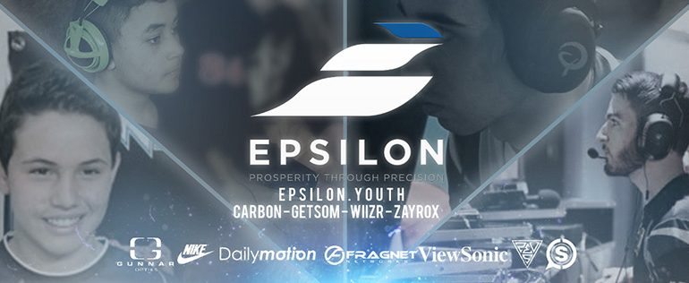 ViewSonic Dünyaca Ünlü Profesyonel Oyun Organizasyonlarından Epsilon eSports ile Ortaklığını Duyurdu