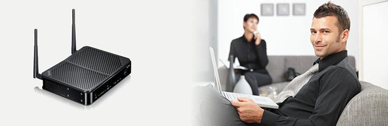 IPv6 desteği bulunan cihaz, aynı zamanda kullanıcı dostu bir ara yüzle yüksek performans sağlıyor.