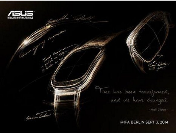 ASUS, akıllı saati için bir teaser daha yayınlandı