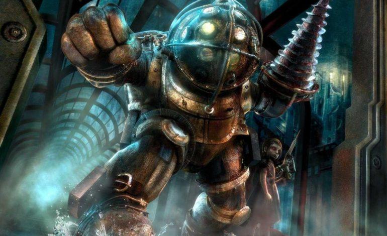 Efsane oyun Bioshock, iOS'a geldi!