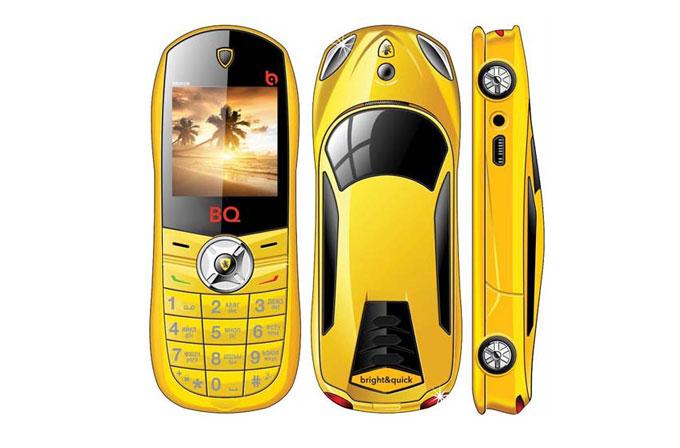 Lamborghini telefonu BQM Monza ile tanışın