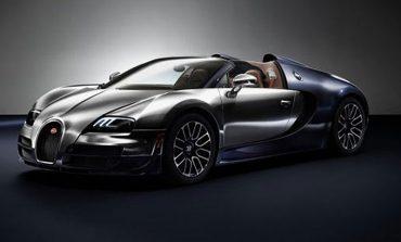 Bugatti'den Veyron'un halefi geliyor!