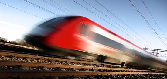 Gerçek Yüksek Hızlı Trenler