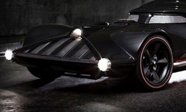 Video: Batmobile'e yeni rakip Darthcar