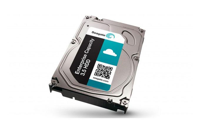 Seagate'in 8TB'lık HDD sevkiyatı başladı