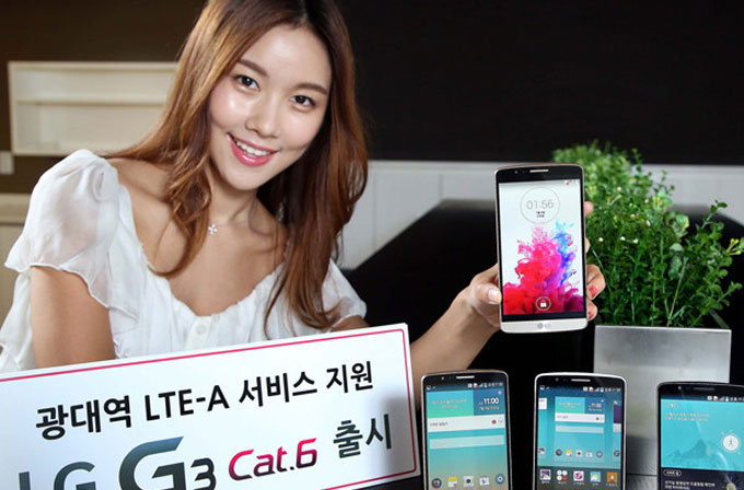 LG G3, şirket tarihinde bir mihenk taşı oldu