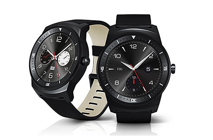 LG'den bir akıllı saat daha: G Watch R