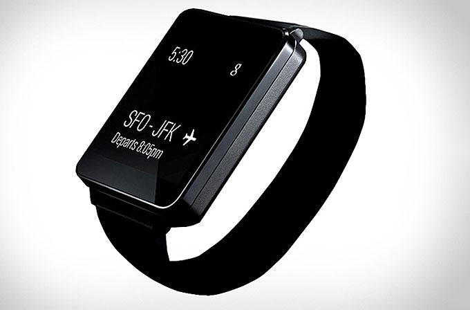 LG G Watch 2'yi IFA'da görebiliriz