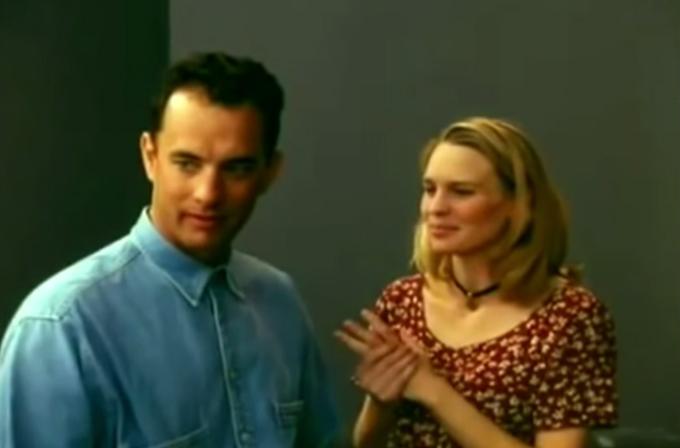 Video: Tom Hanks 20 yıl önce Forrrest Gump'ın oyuncu seçimlerinde