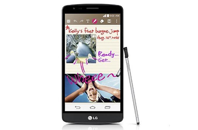 LG G3 Stylus resmi olarak duyuruldu