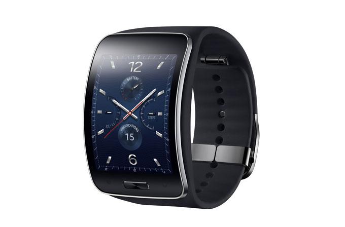 Samsung'tan Tizen işletim sistemli yeni bir akıllı saat daha: Gear S