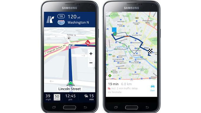 Nokia sonunda HERE Maps'i Android'e getirdi ama…