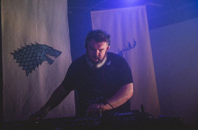 Hodor'un DJ'liğini yaptığı ilk Game of Thrones partisi yapıldı