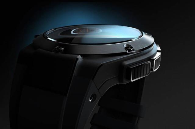 HP'nin akıllı saat teaser görseli