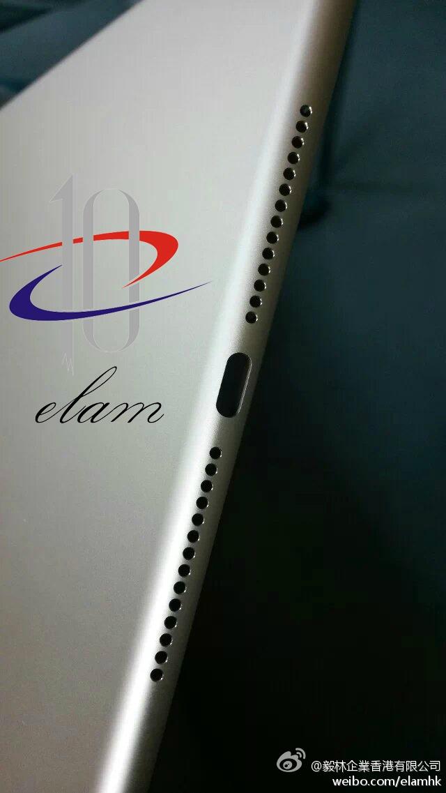 iPad Air 2 Arka panel