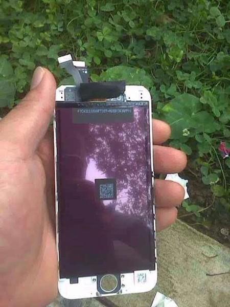 iPhone 5.5 inç'in çerçevesi boyut olarak 4.7'den farksız gibi gözükse de ekran boyutu daha uzun