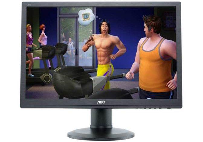 Gelecek nesil oyunlar için yüksek kaliteli ekranlar: EA gamescom standında 350 adet AOC oyun monitörü
