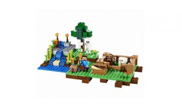 LEGO'dan iki yeni Minecraft seti