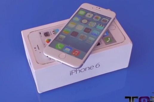 Çin'de birebir iPhone 6 klonu ürettiler