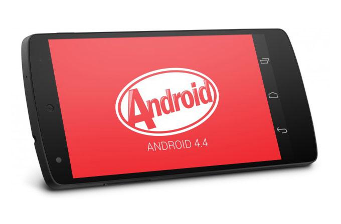 Android KitKat kullanımı %21'e ulaştı