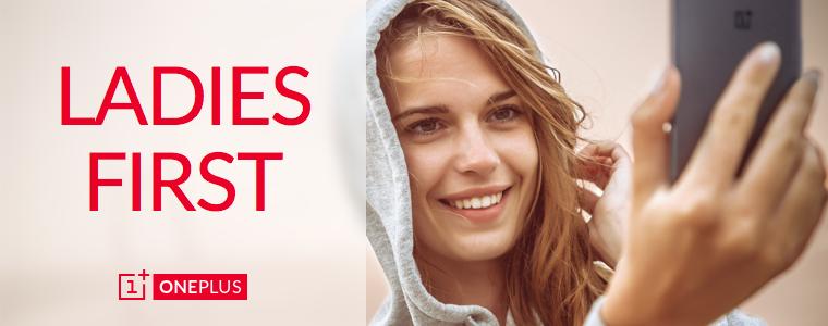 """OnePlus One'ın """"Ladies First"""" yarışması iyi niyetle başladı"""