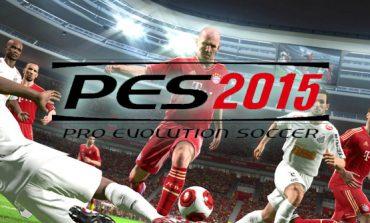 PES 2015 oynanış videosu yayınlandı!